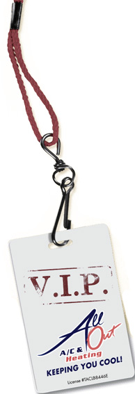 All Out Comfort Membership