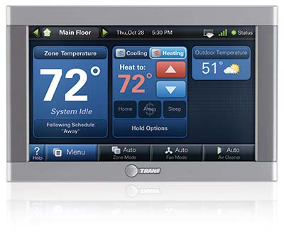 do smart thermostats save you money all out a c heating. Black Bedroom Furniture Sets. Home Design Ideas