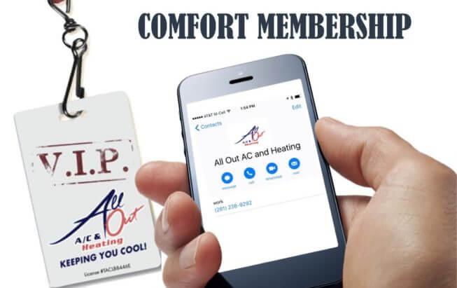comfort membership